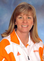 Karen Weekly University of Tennessee Co-Head Coach