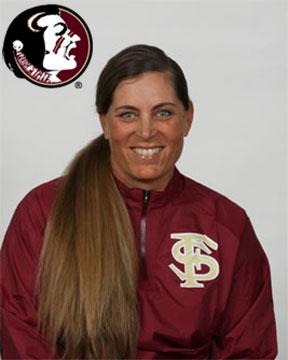 Lonni Alameda Head Softball Coach Florida State University