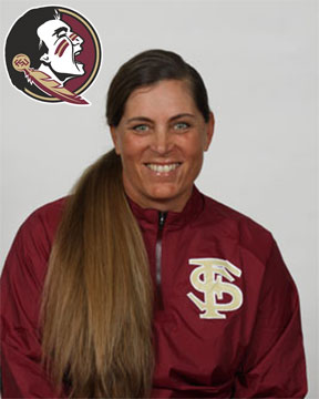 Lonni Alameda Head Coach Florida State University